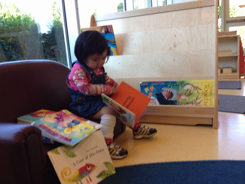 Child Care Fun - June 017