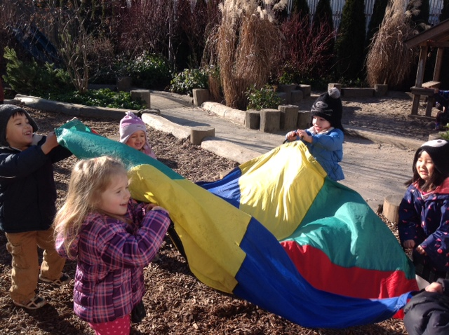 Parachute game 2