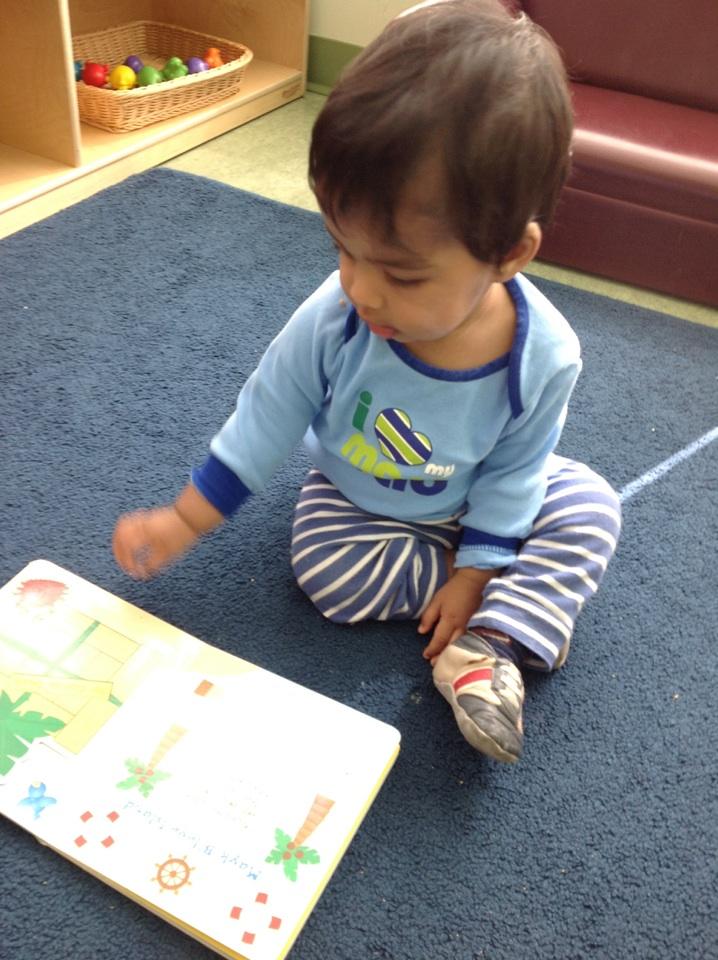 Oscar reading 1